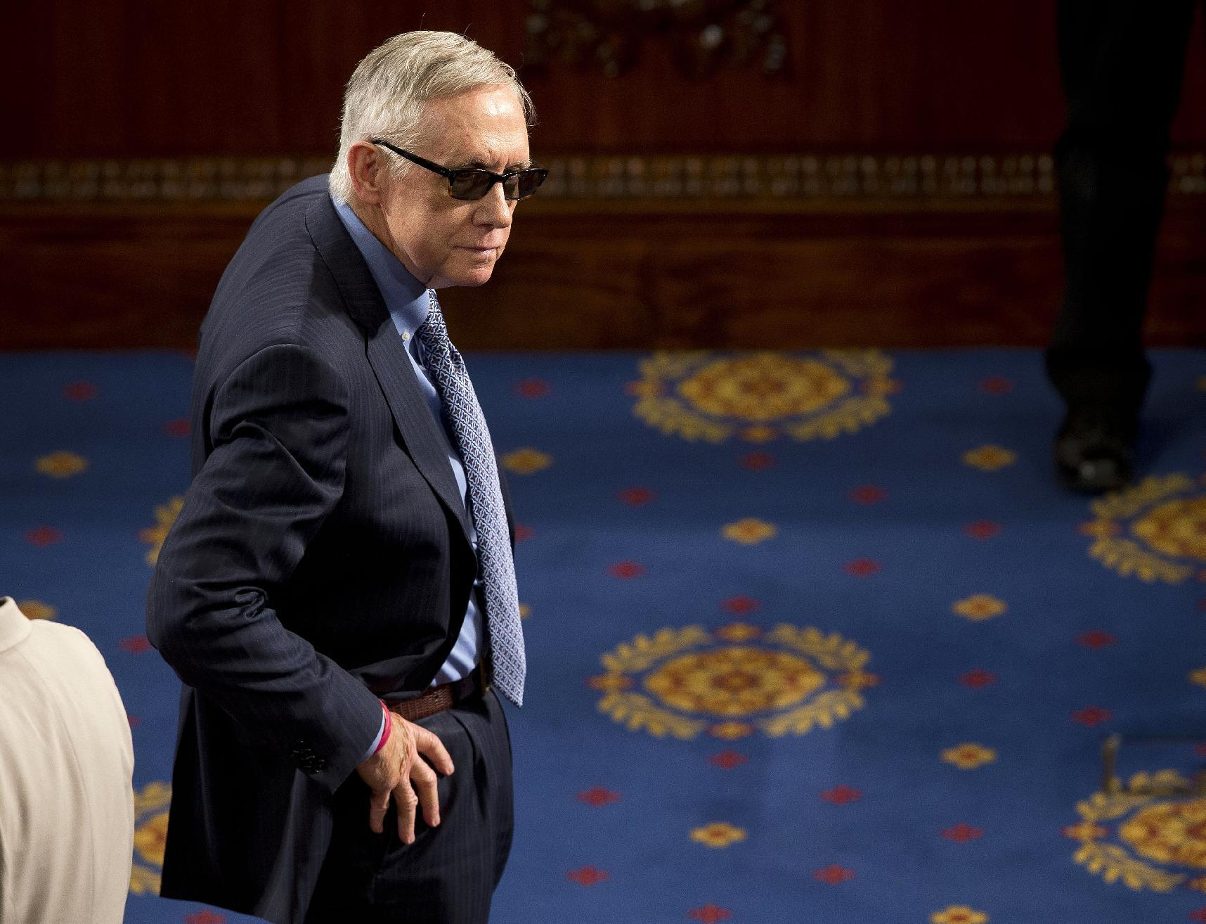 Harry Reid retiring: Democrats who could replace him