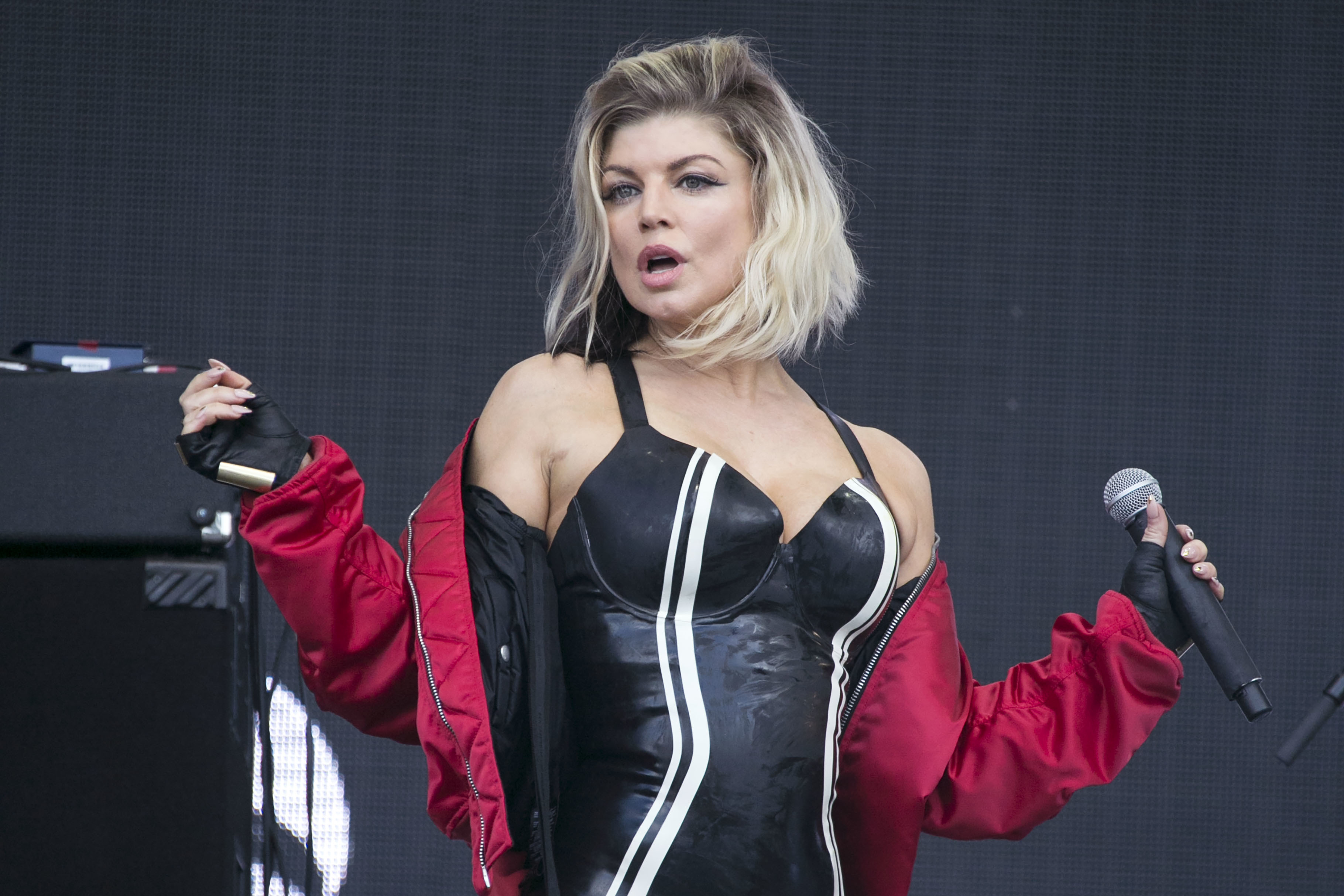 Fergie, Black Eyed Peas headline separate DNC concerts