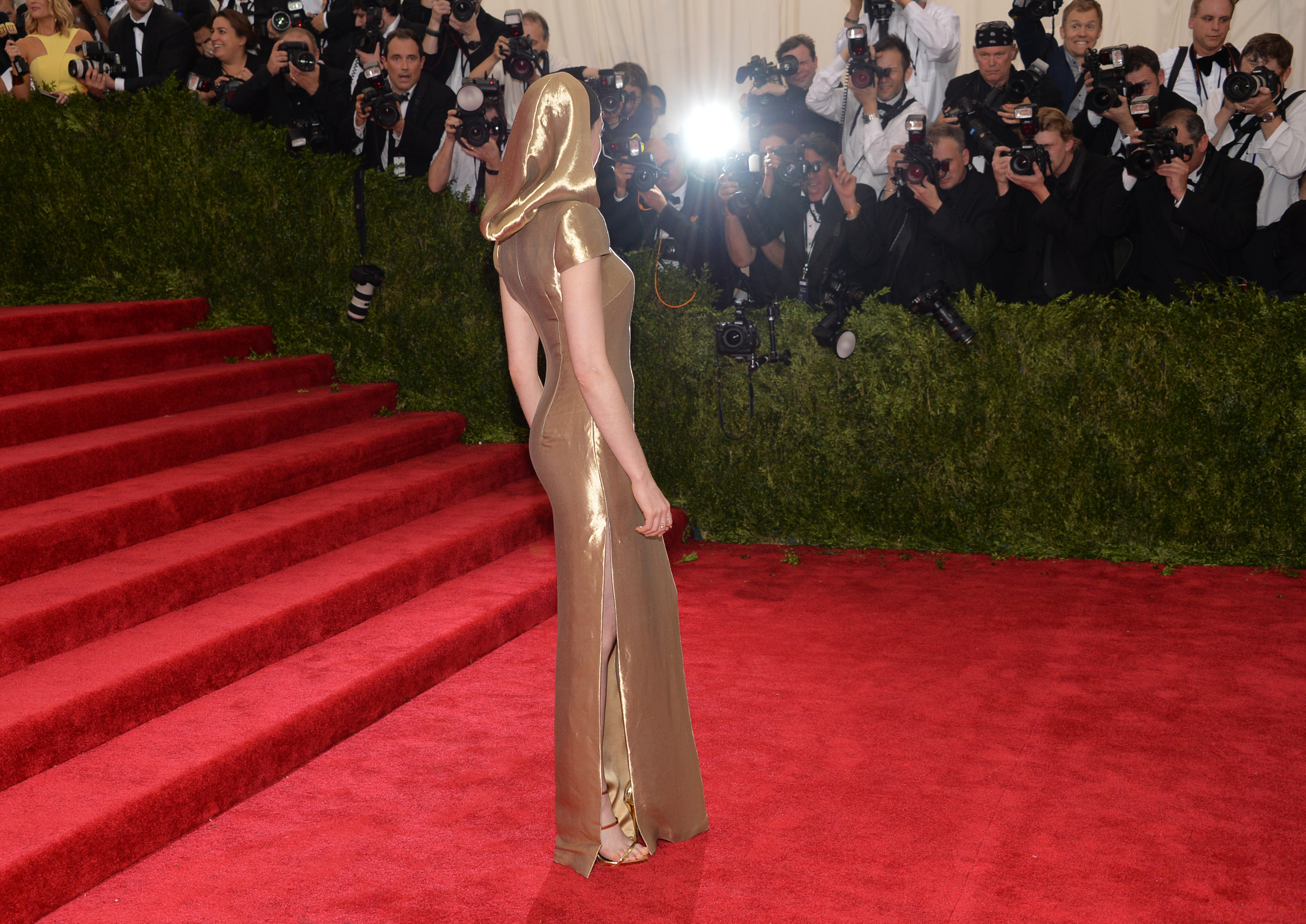 China-inspired couture on Met Gala red carpet
