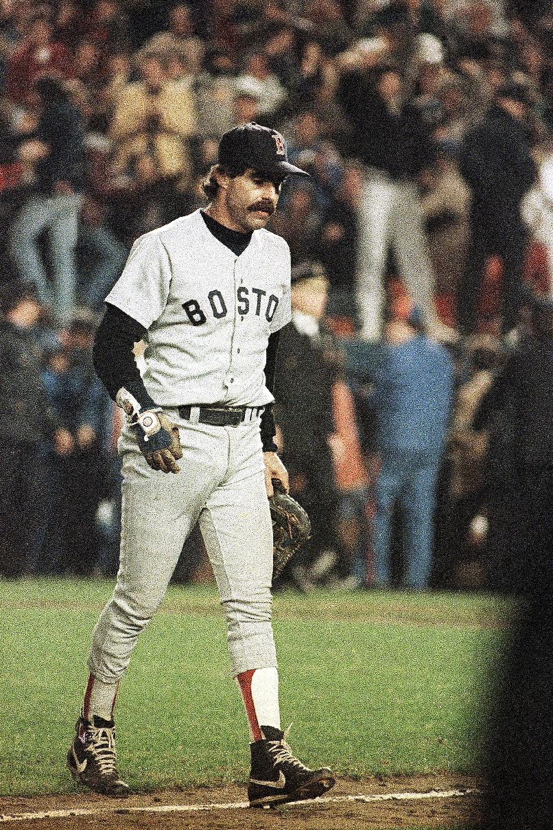 Even Bill Buckner can poke fun at his most famous error like he recently did on a cable sitcom. (AP)