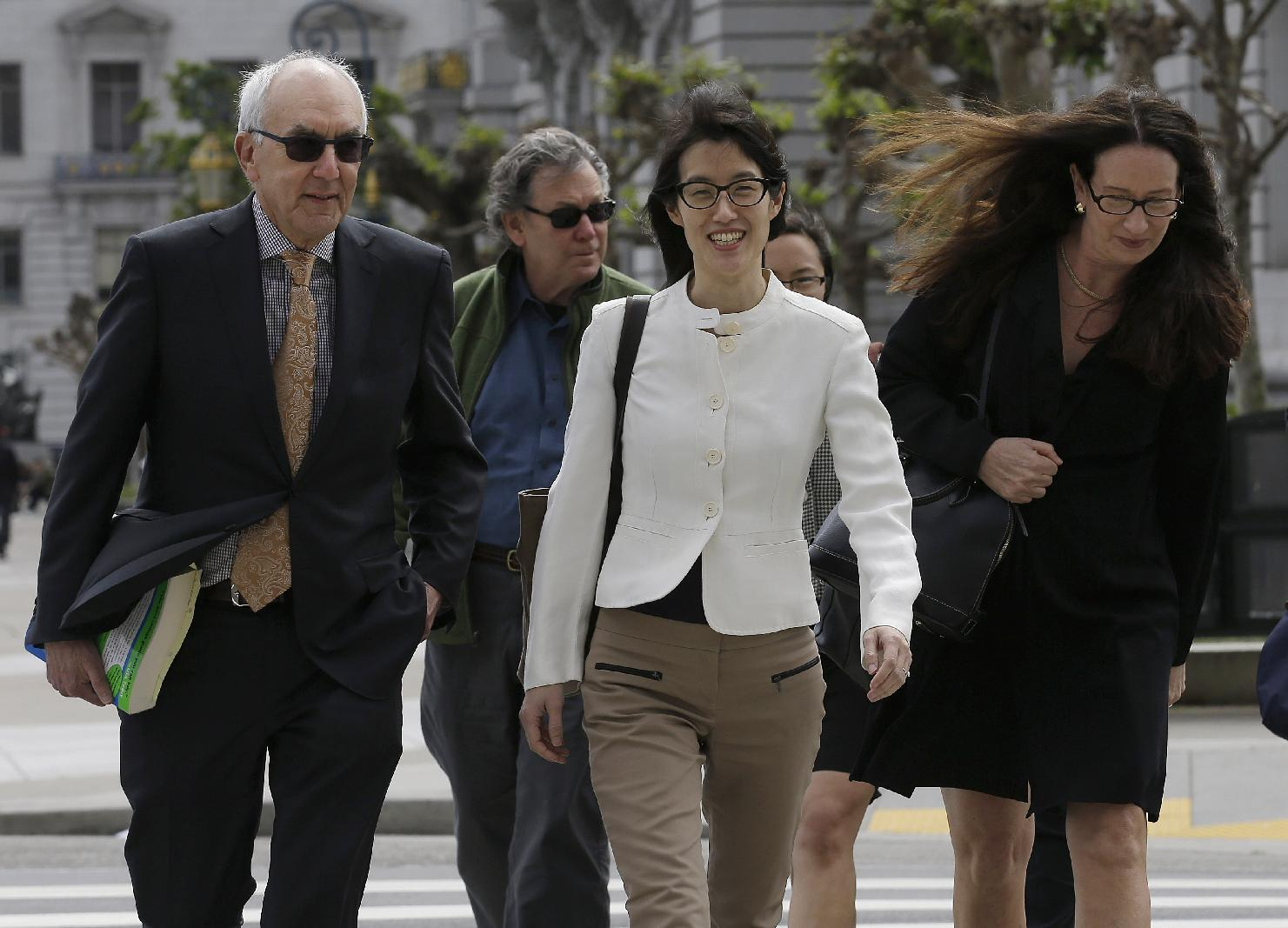 Experts: Sex bias case will embolden women despite verdict