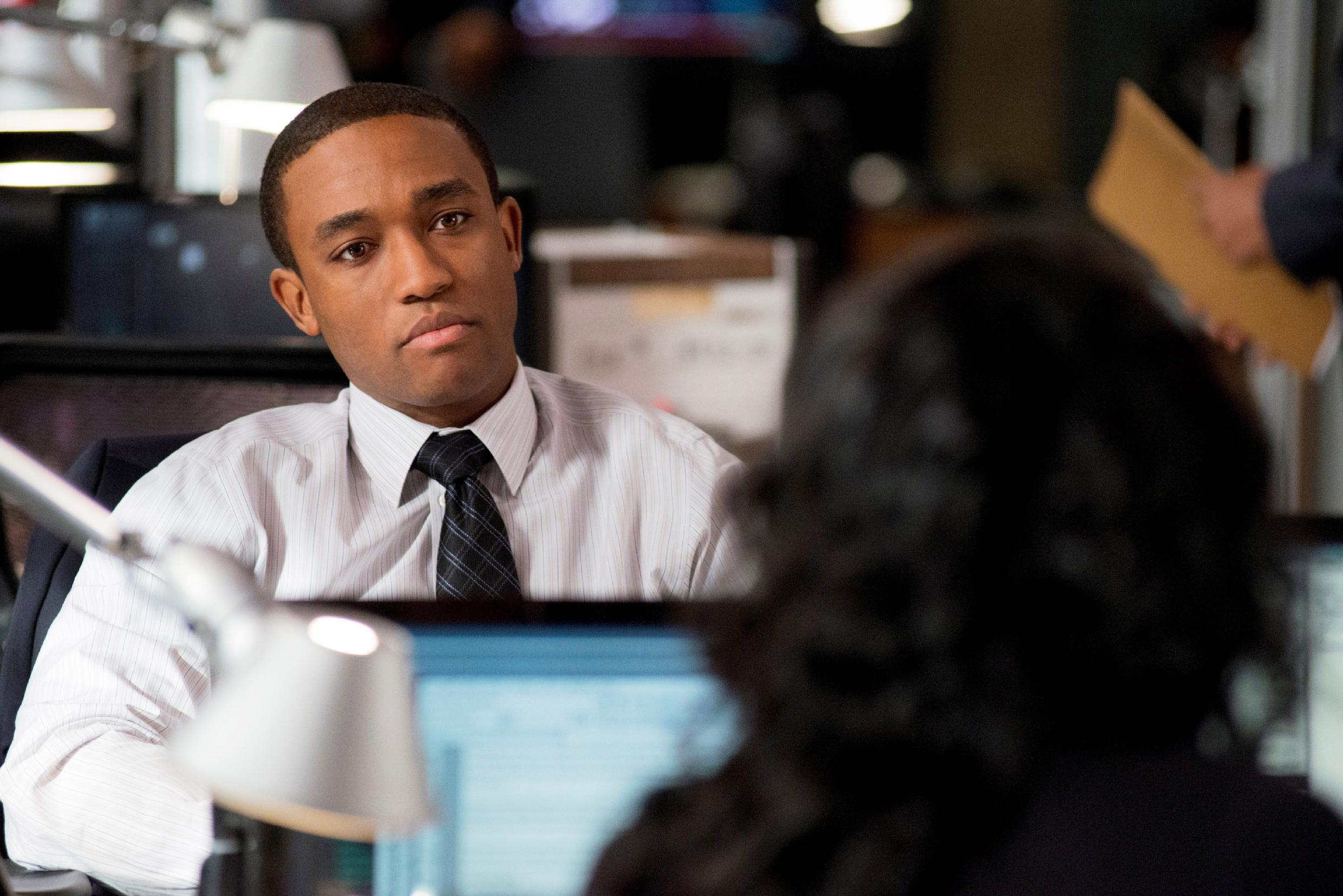 Lee Thompson Young as Detective Barry Frost on 'Rizzoli & Isles.' (AP Photo/TNT, Eddy Chen)