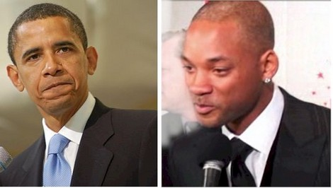 Should Will Smith play Barack Obama in a movie about his life?