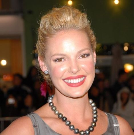 Katherine Heigl appeared this morning on The View to talk about her latest