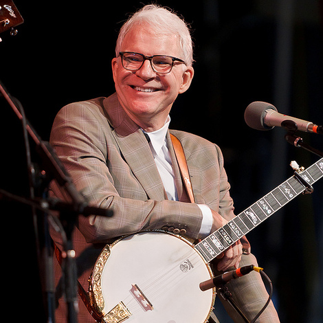 Steve Martin turns 67 today.