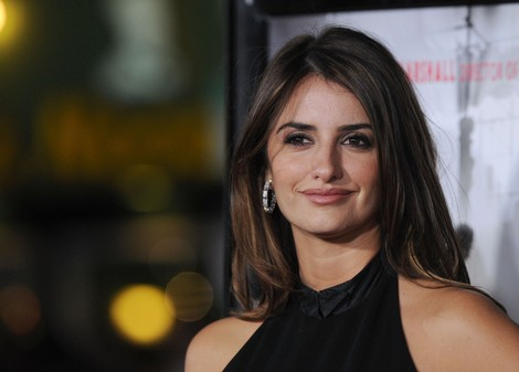 Penelope Cruz stars in a Super Mario commercial.