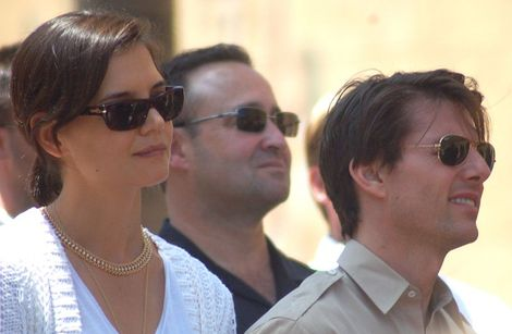 Katie Holmes doesn&#39;t need Tom Cruise&#39;s money.