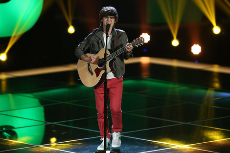 Mackenzie Bourg from 'The Voice'
