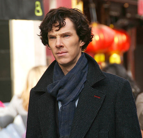 Benedict Cumberbatch is Emmy-nominated for his role as Sherlock Holmes.