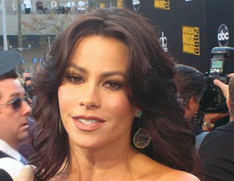 Sofia Vergara had a blast at the Emmy Awards.