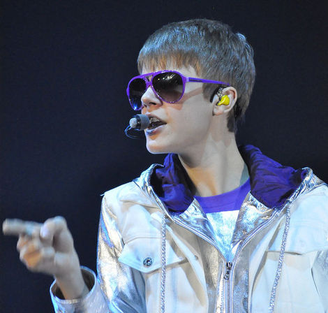 Justin Bieber&#39;s latest concert got off to a &quot;sick&quot; start.