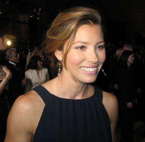 Jessica Biel