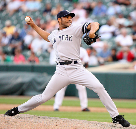 Mariano Rivera wants to extend his record-setting career. (YCN)