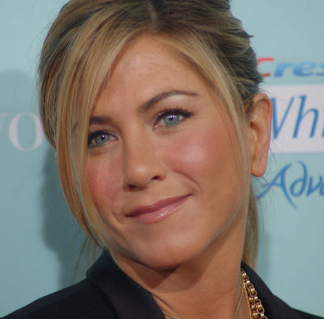 "Jen Aniston had a ""scary"" start to her career."