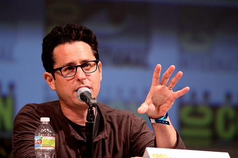 "JJ Abrams has taken himself out of the running to direct the new ""Star Wars"" film."