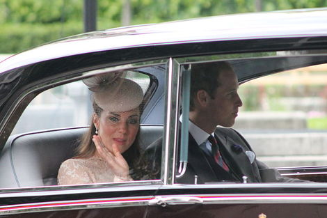 The Duke and Duchess of Cambridge, aka Prince William and Kate, are expecting their first baby.