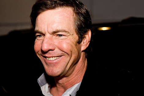Actor Dennis Quaid has filed for his third divorce.