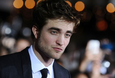 "Robert Pattinson is getting offers from ""Girls Gone Wild."""