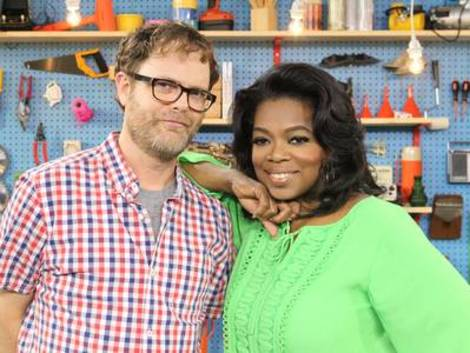 Rainn Wilson's journey from 'The Office' to Oprah