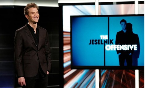 Anthony Jeselnik Chats About Season 2 of 'The Jeselnik Offensive' and Why He Can't Wait to Have Joan Rivers Guest Star