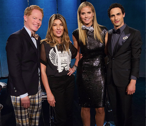 'Modern Family' Star Jesse Tyler Ferguson Talks 'Project Runway,' Bow Ties, and Iconic TV Fashions