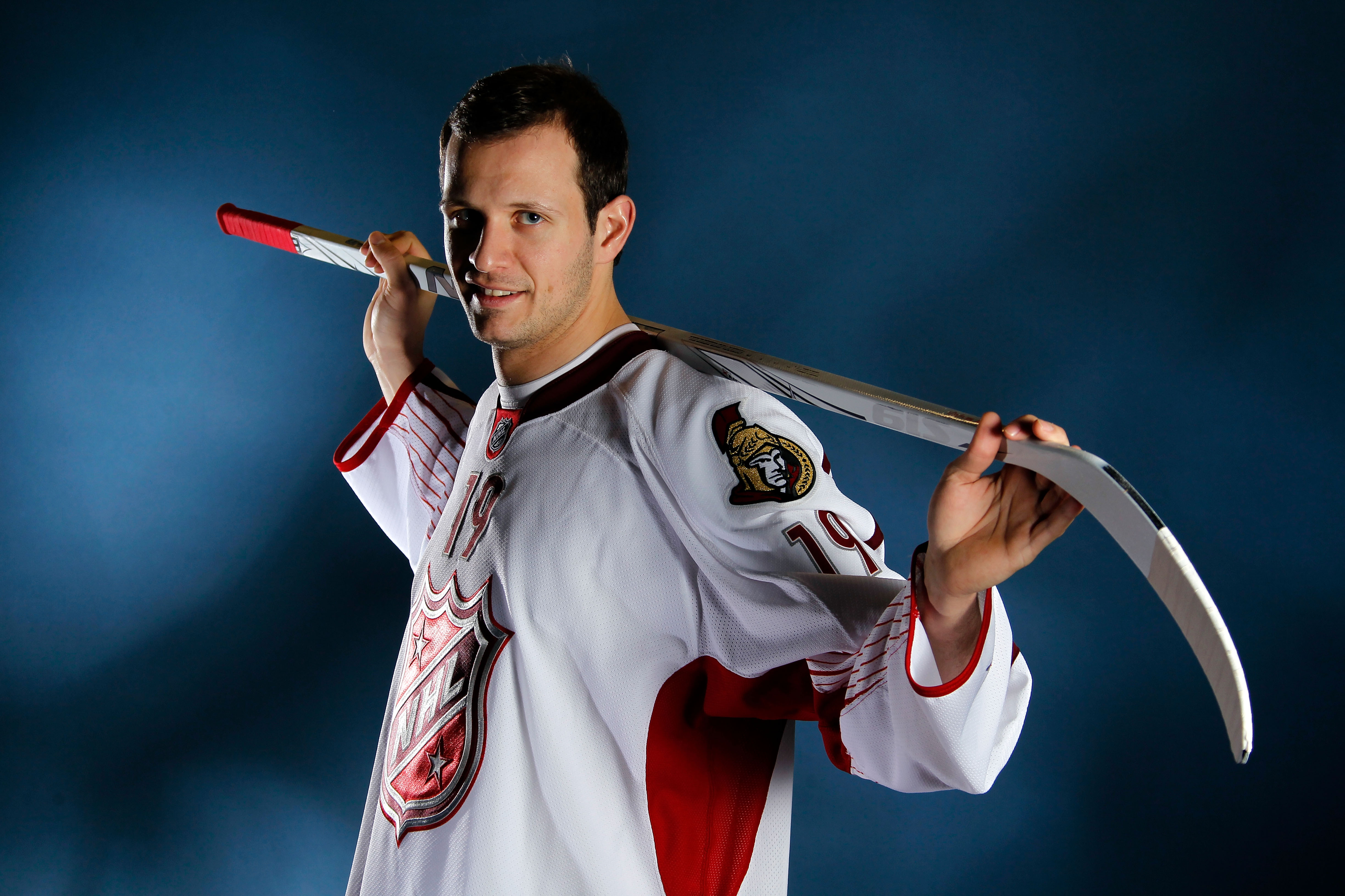 Jason Spezza took his NHL game to a new level after leading the AHL in scoring during the last lockout. (Getty)