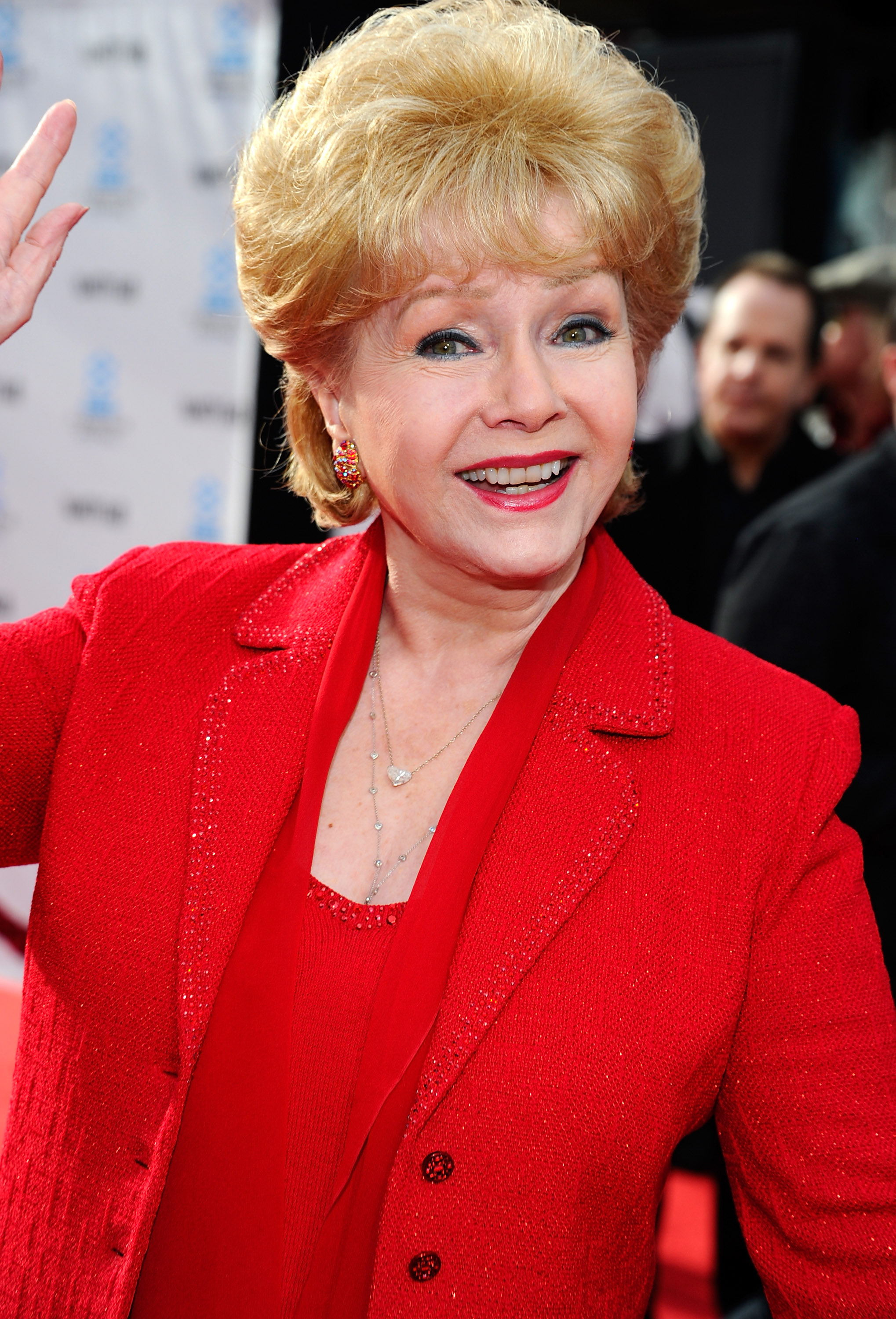 Debbie Reynolds (Photo by Alberto E. Rodriguez/Getty Images)