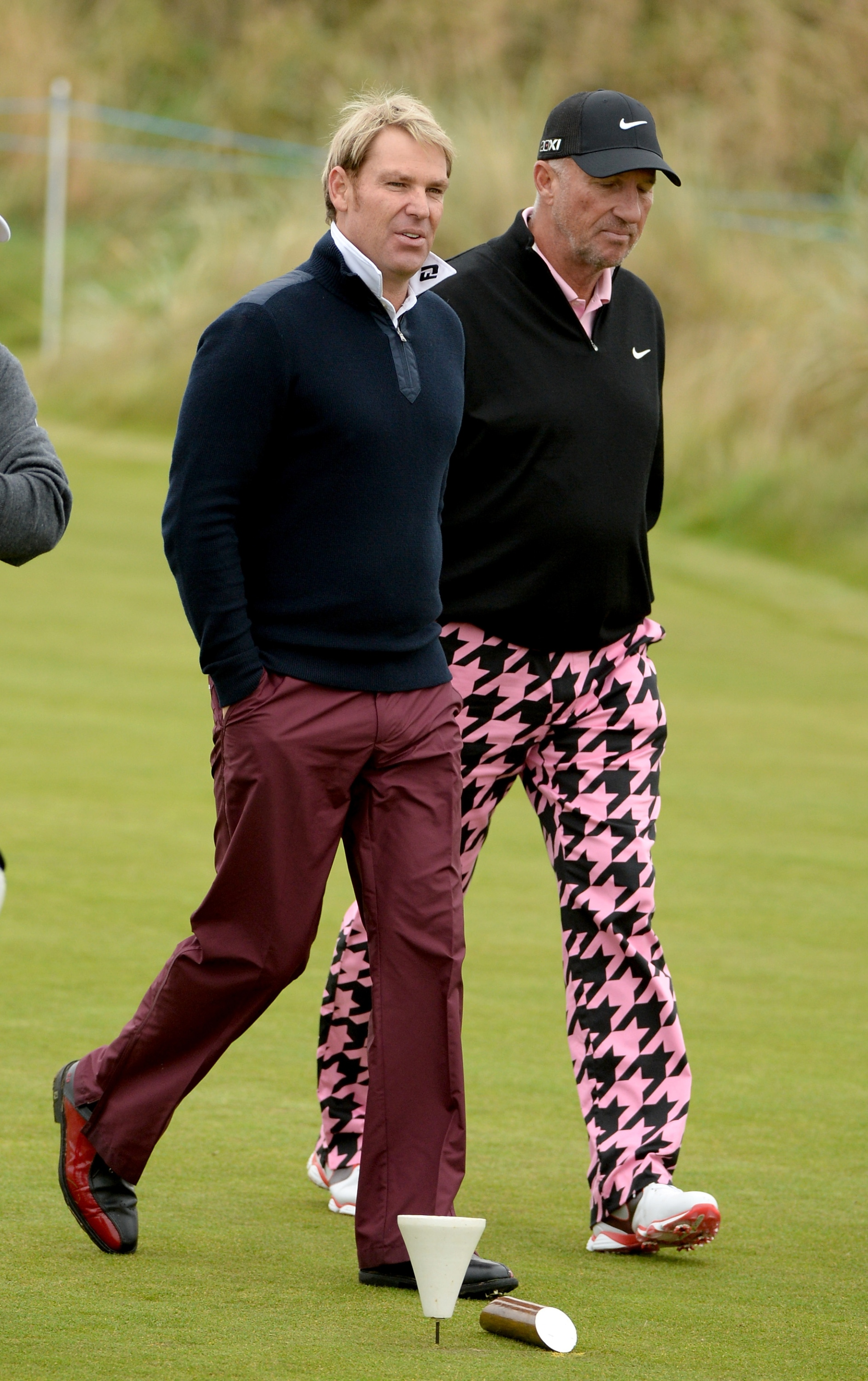 2013 Alfred Dunhill Links Championship - Practice Round