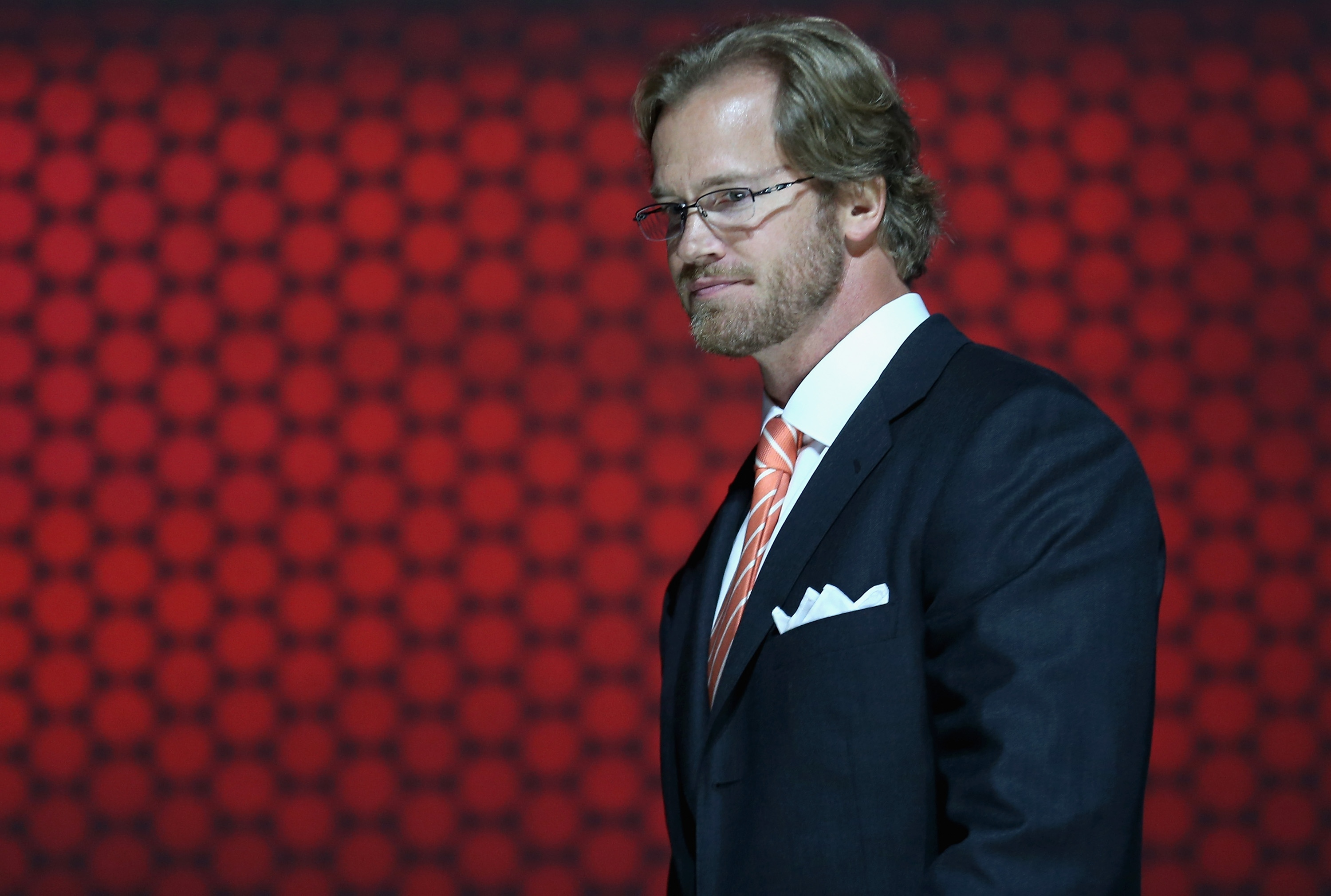 No PR Move For Pronger: The NHL's Newest Employee Is Serious About His Job, And Perfect For It