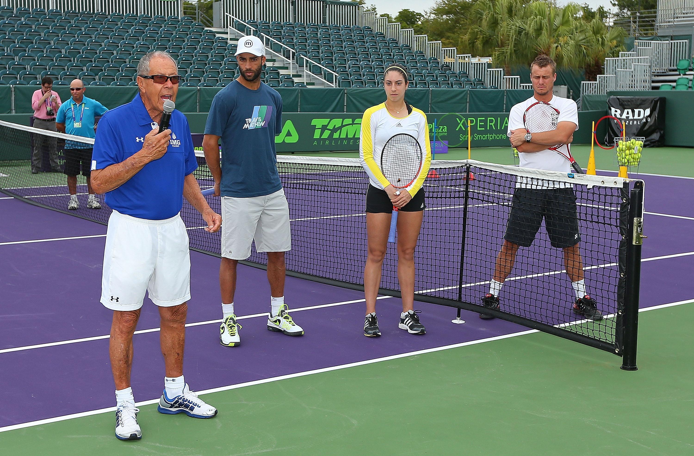 2013 Sony Open Tennis - Day 2