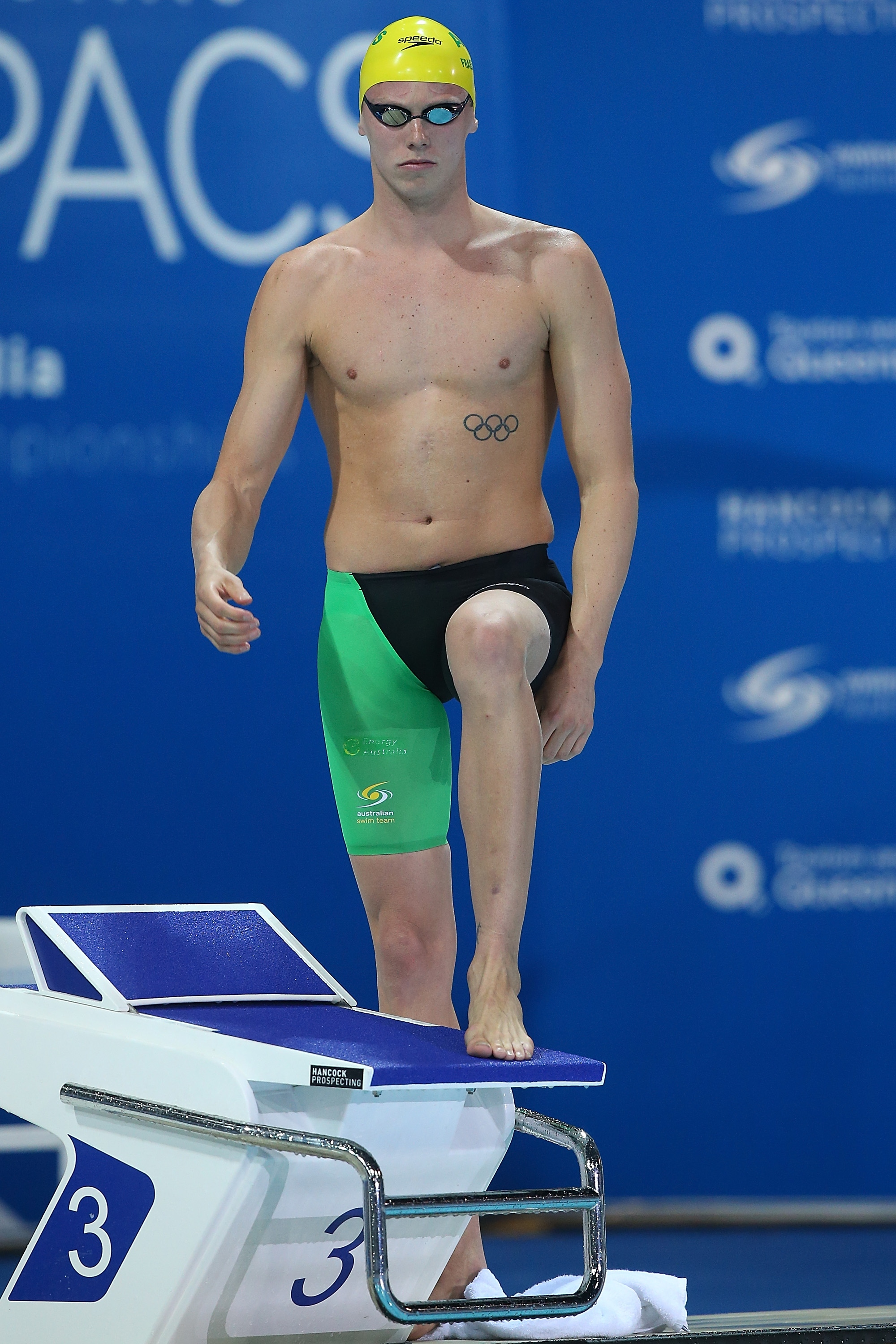 2014 Pan Pacific Championships - Day 1