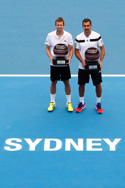2014 Sydney International - Day 7