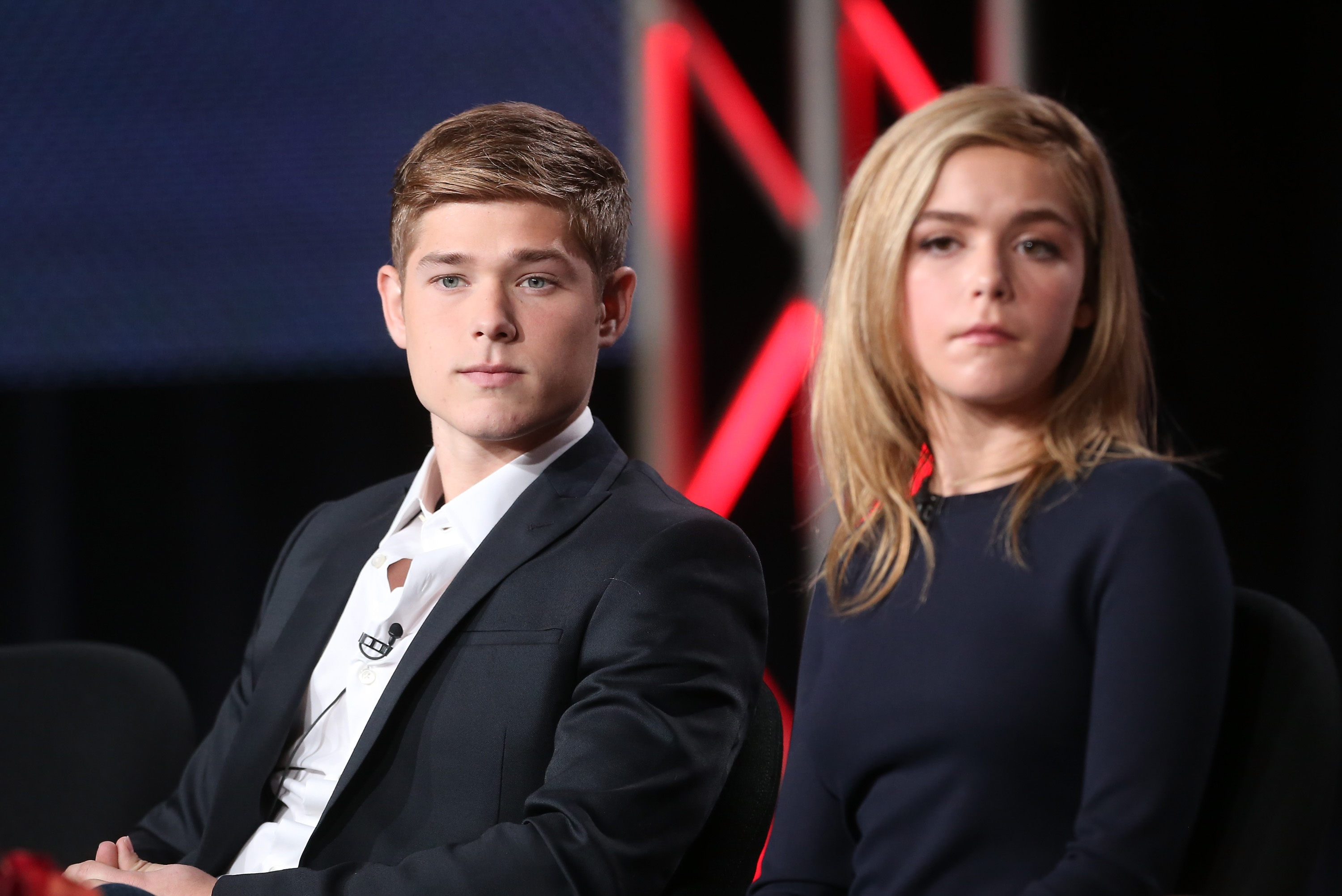 Flowers in the Attic Star Mason Dye Takes Over Yahoo TV s Insta