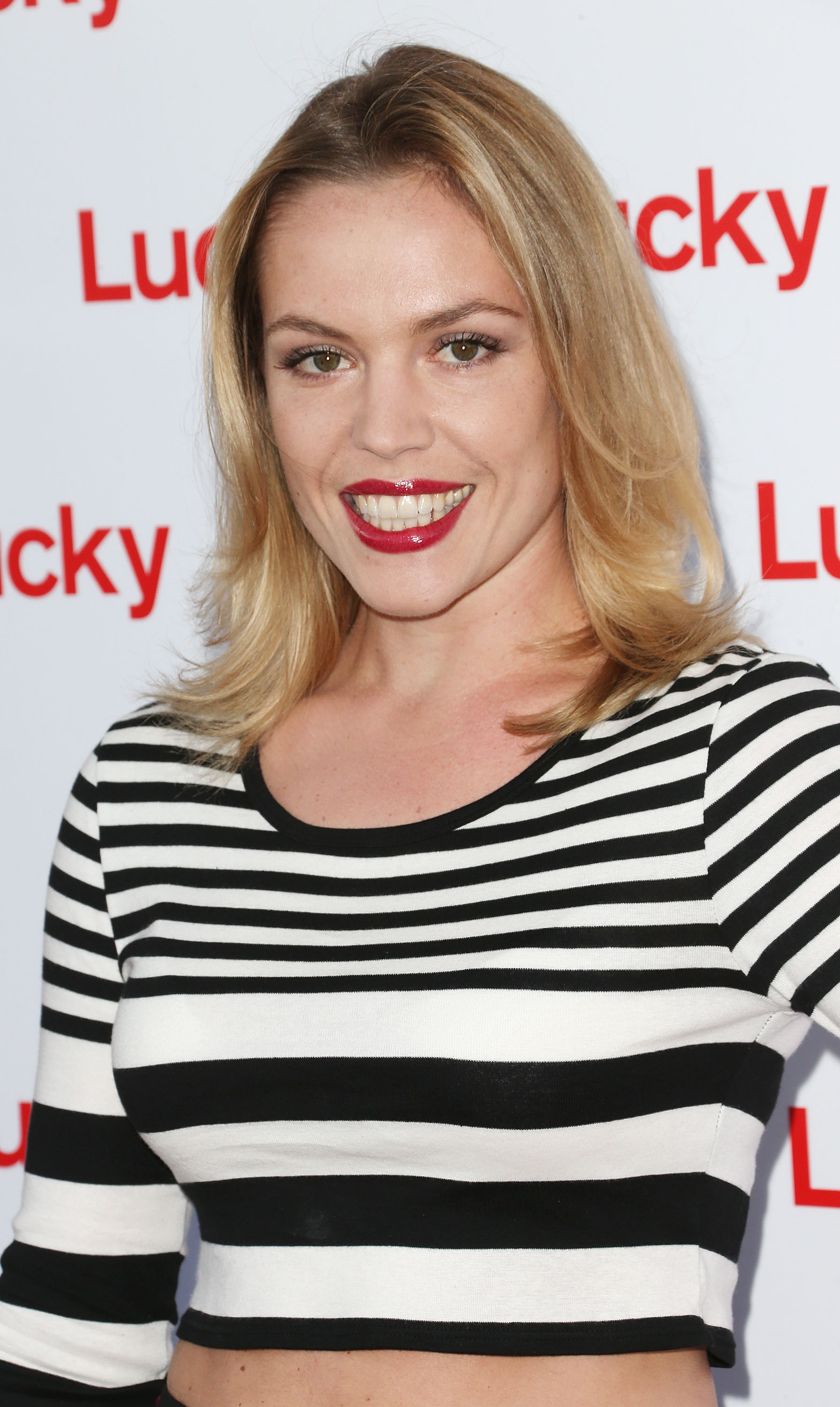 Agnes Bruckner (Photo by Frederick M. Brown/Getty Images)