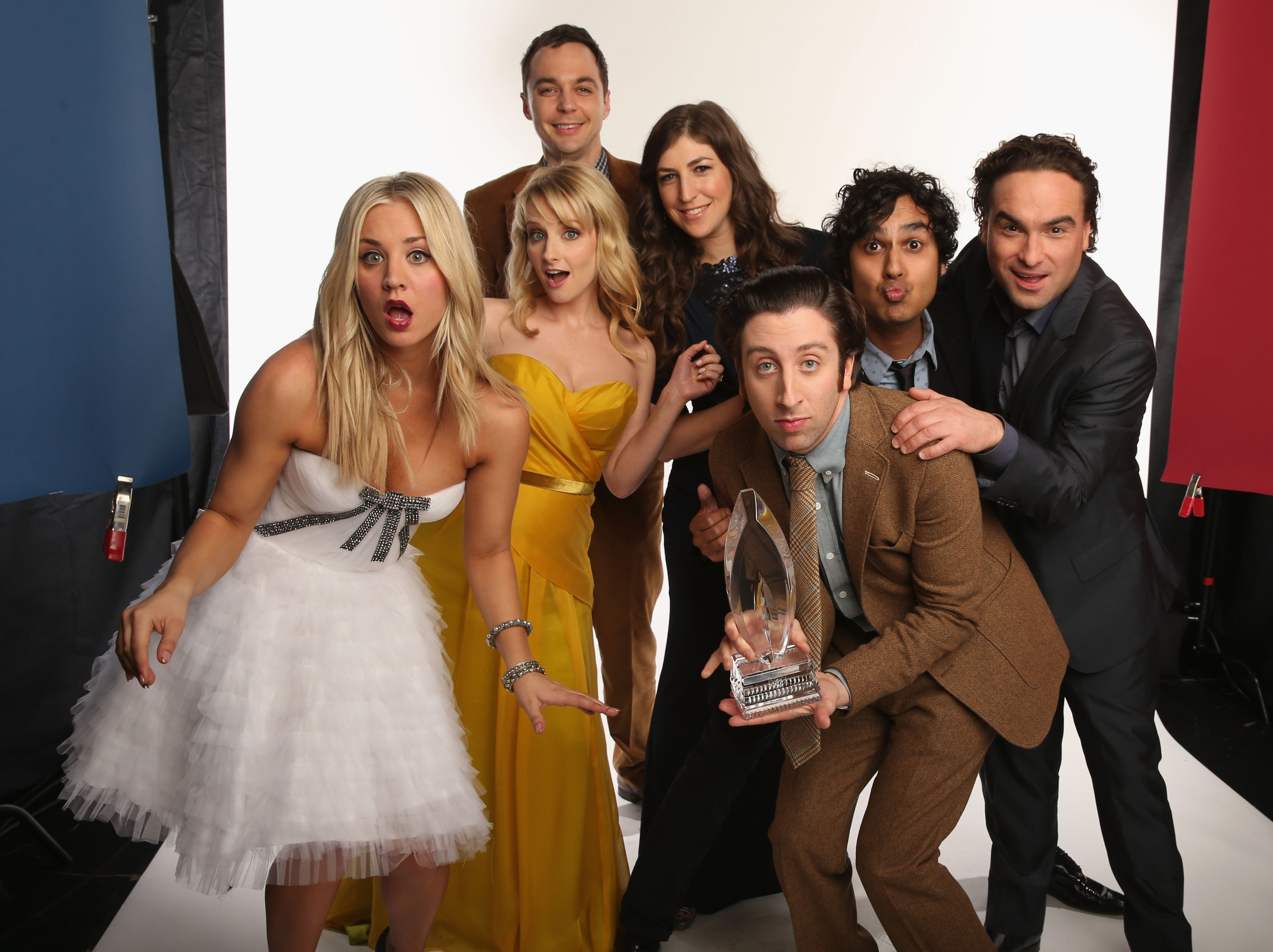 Why the Stars of 'Big Bang Theory' Deserve Big Bucks