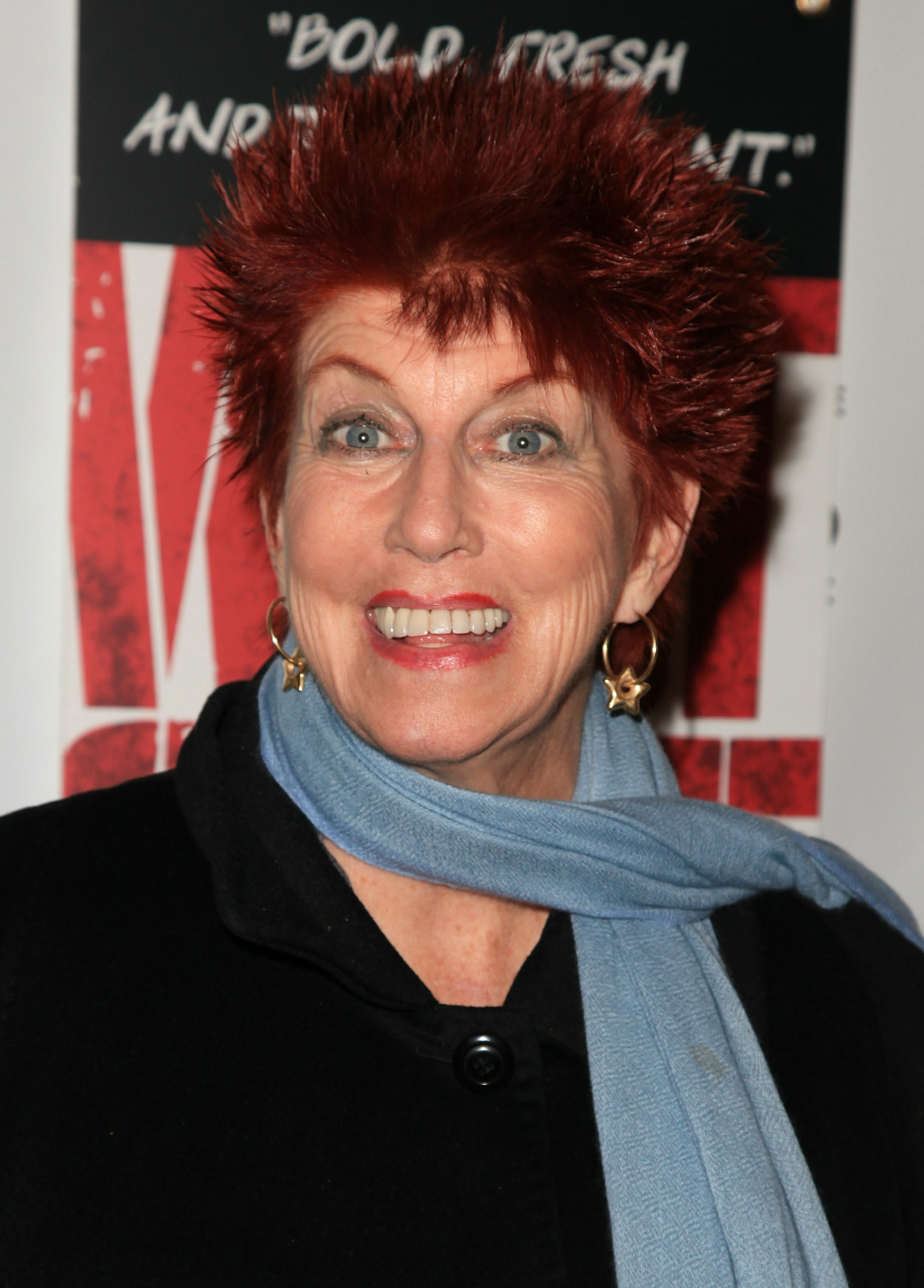 Actress Marcia Wallace on Dec. 1, 2010 in Hollywood, Calif. (Photo by Angela Weiss/Getty Images)