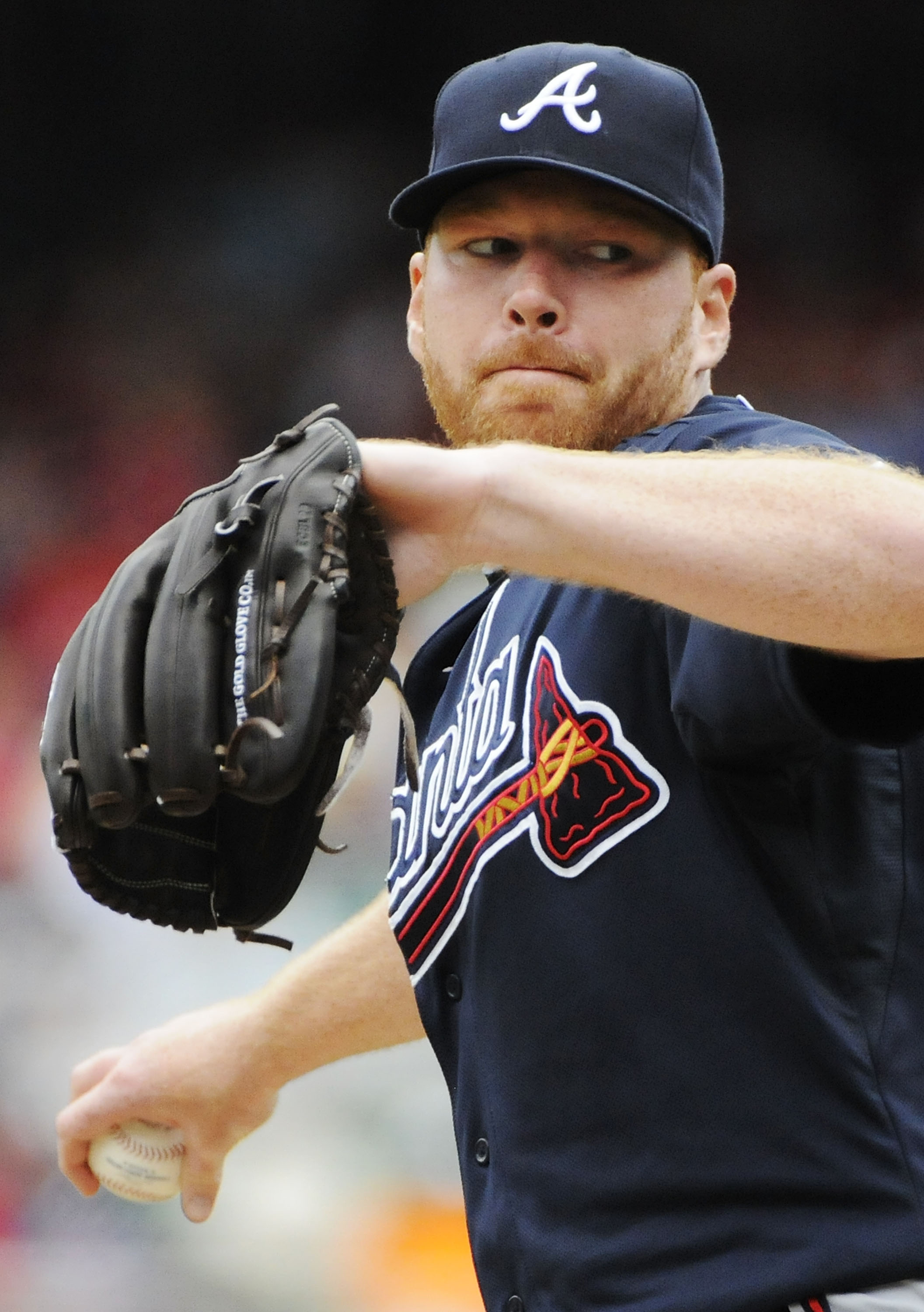 Trade Tommy Hanson now while you still can. (Getty)
