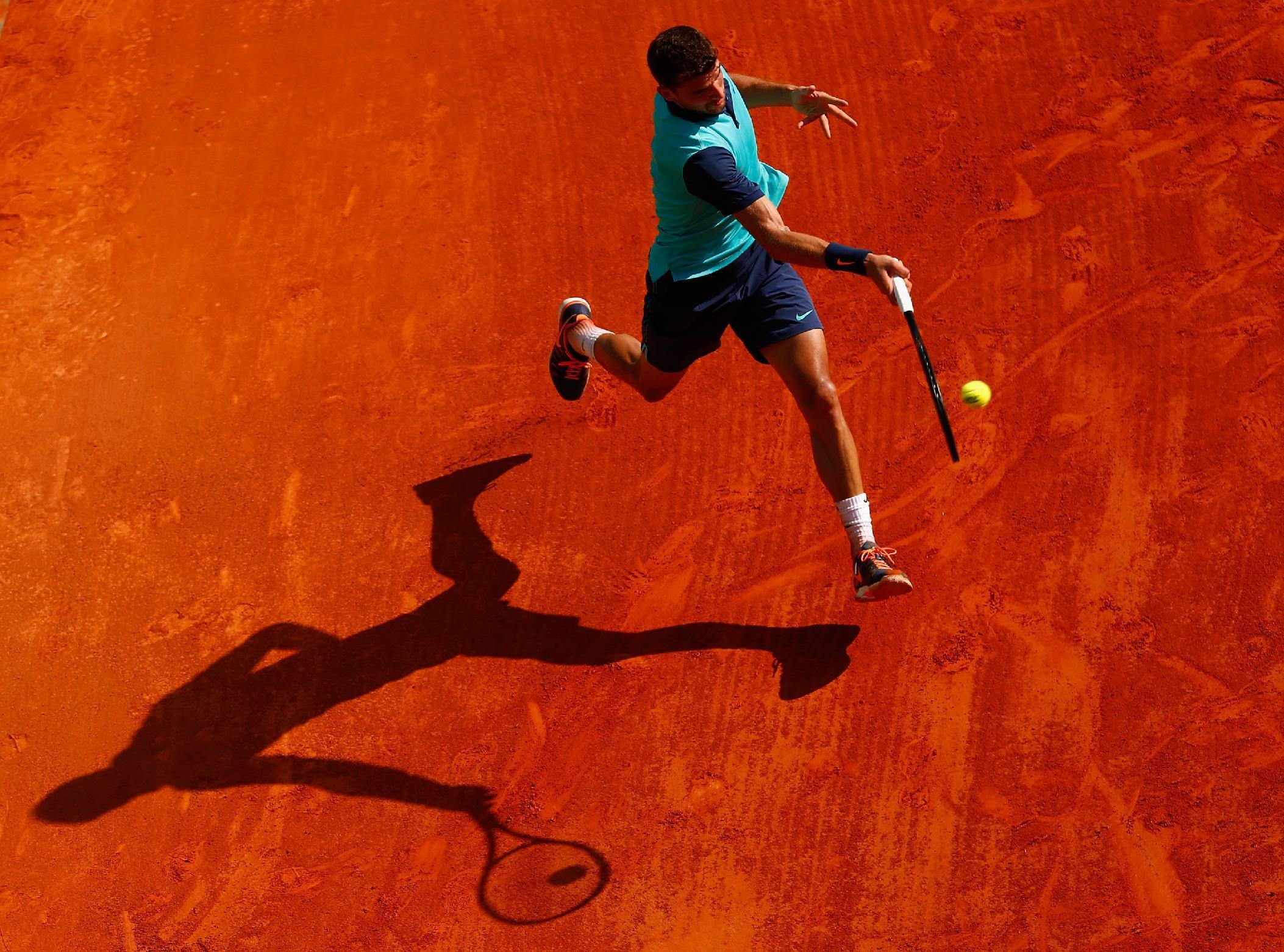 ATP Masters Series: Monte Carlo Rolex Masters - Day Three