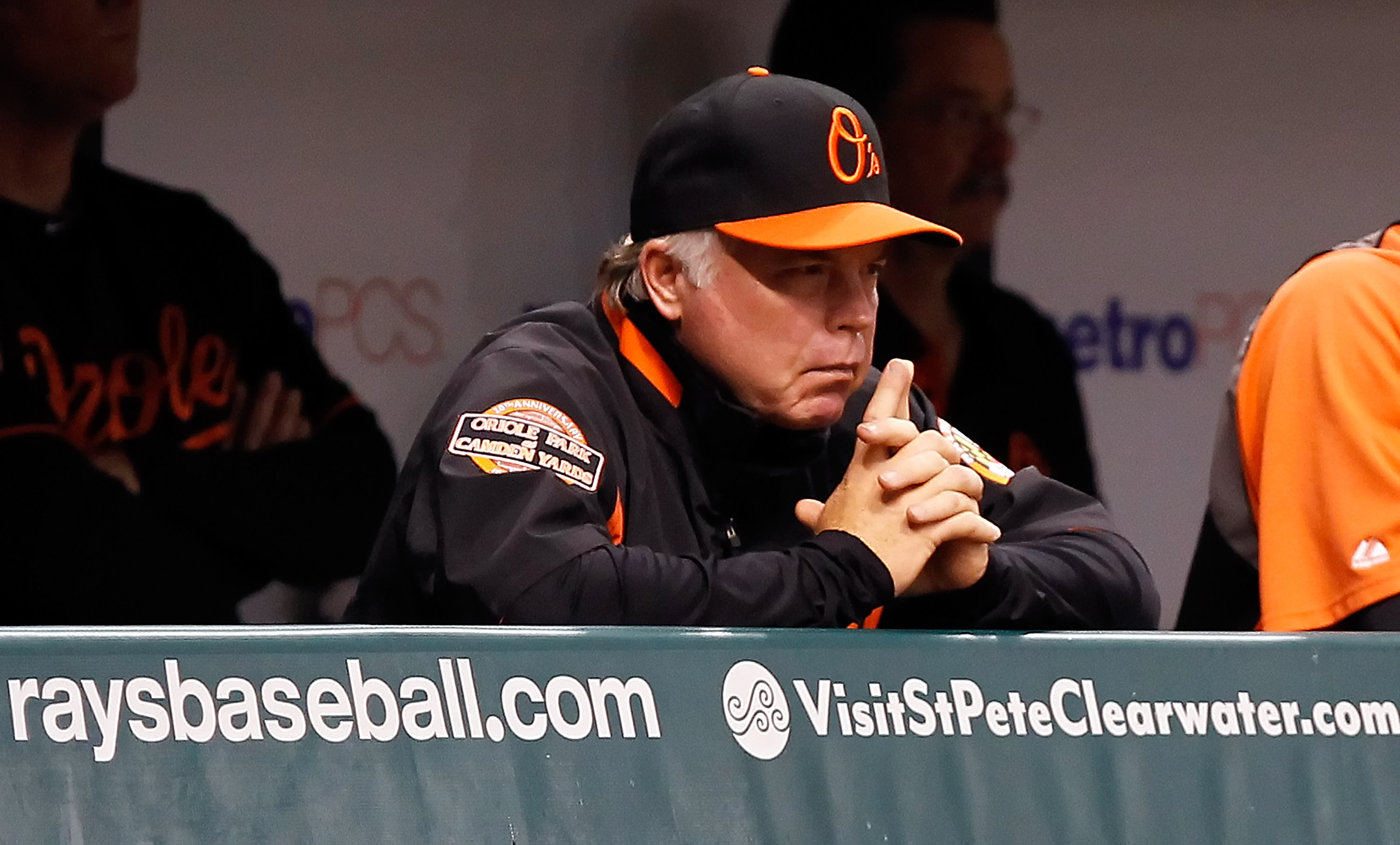 Buck Showalter has helped make the Orioles the biggest surprise in baseball this season. (Getty Images)