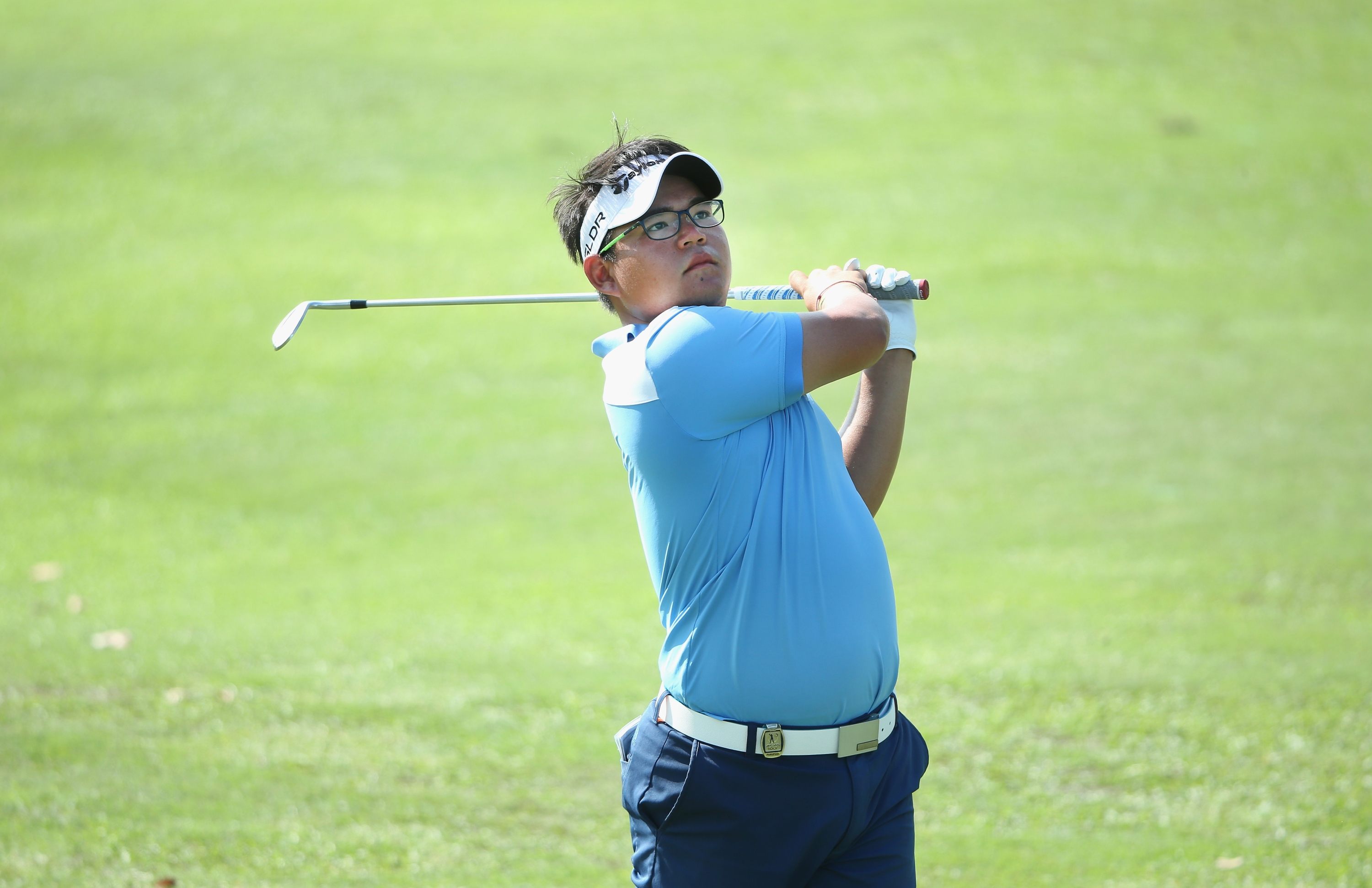 The Championship at Laguna National - Day Two