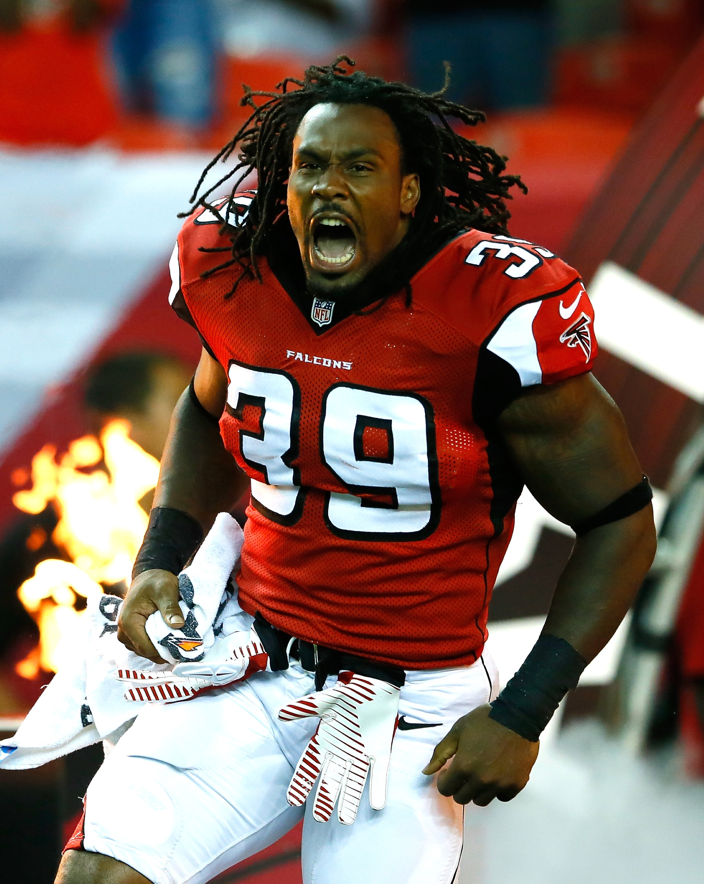 Atlanta may not be the boon for Steven Jackson that many expected. (Getty)