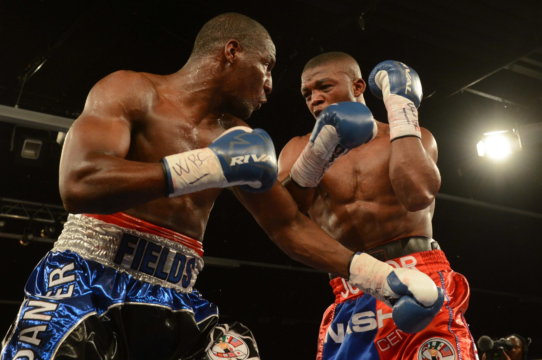 Cruiserweight Bout: Ilunga Makabu v Eric Fields
