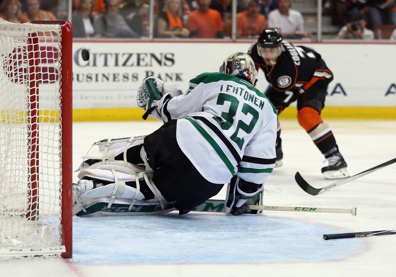 Dallas Stars v Anaheim Ducks - Game Two