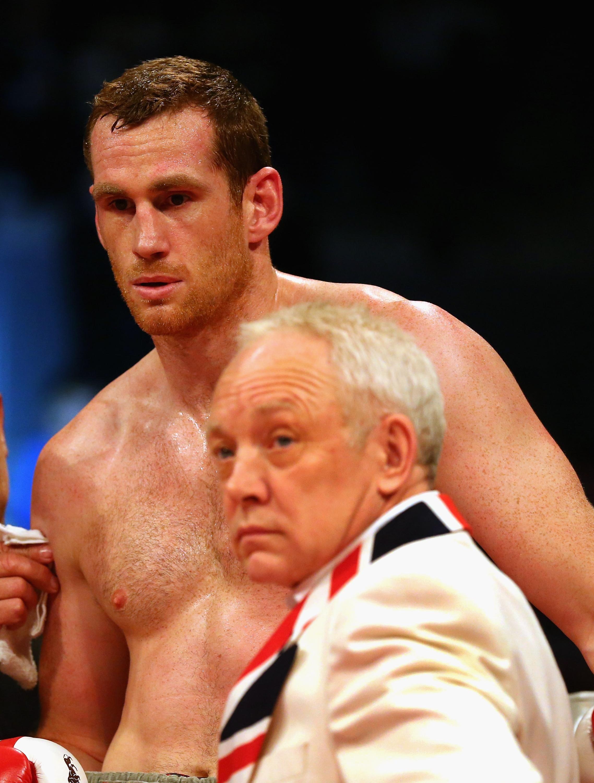 David Price v Tony Thompson - International Heavyweight Fight