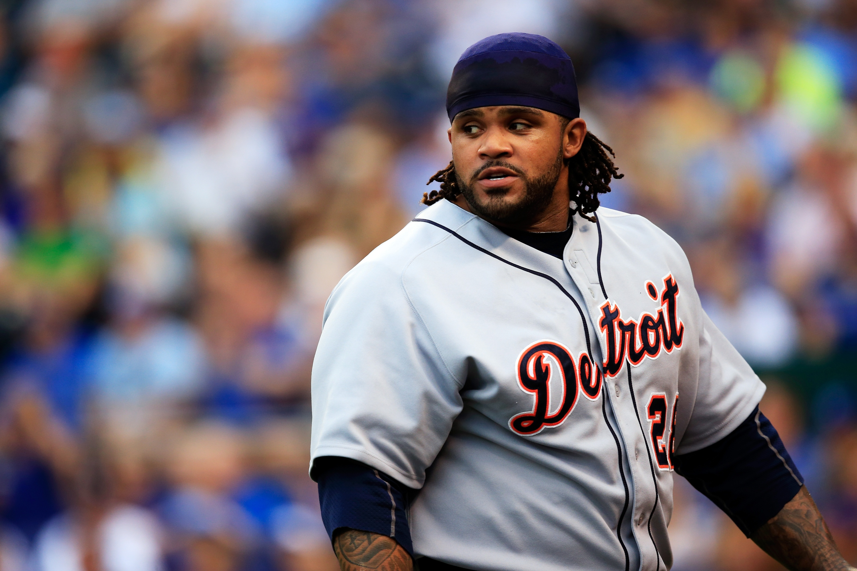 Prince Fielder hasn't missed a game since September of 2010. (Getty Images)