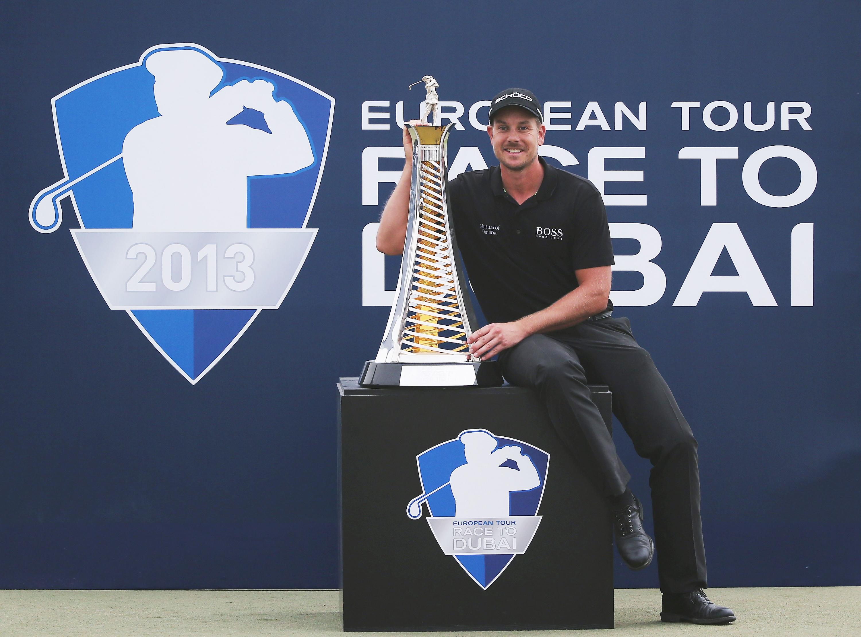 DP World Tour Championship - Day Four
