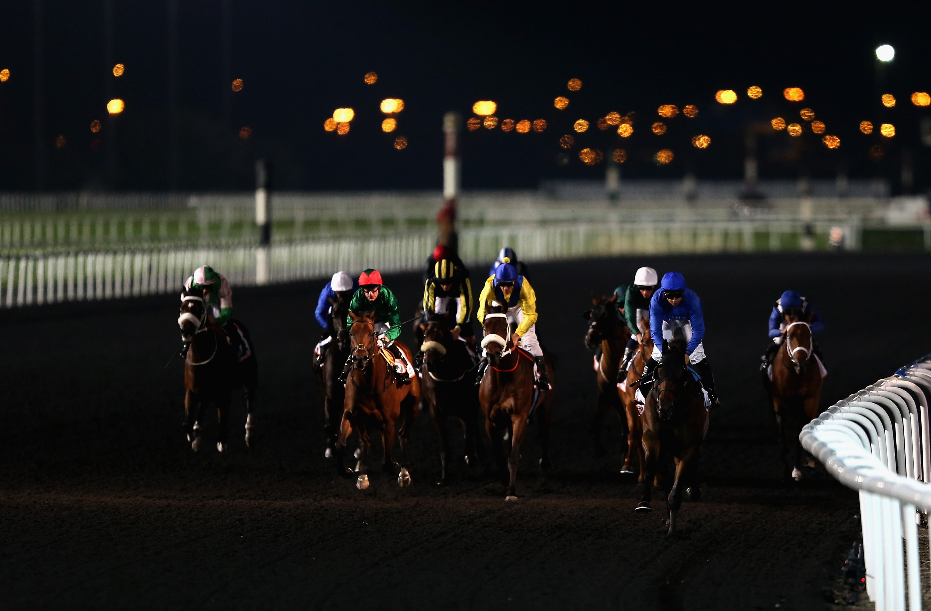 Dubai World Cup Carnival Races