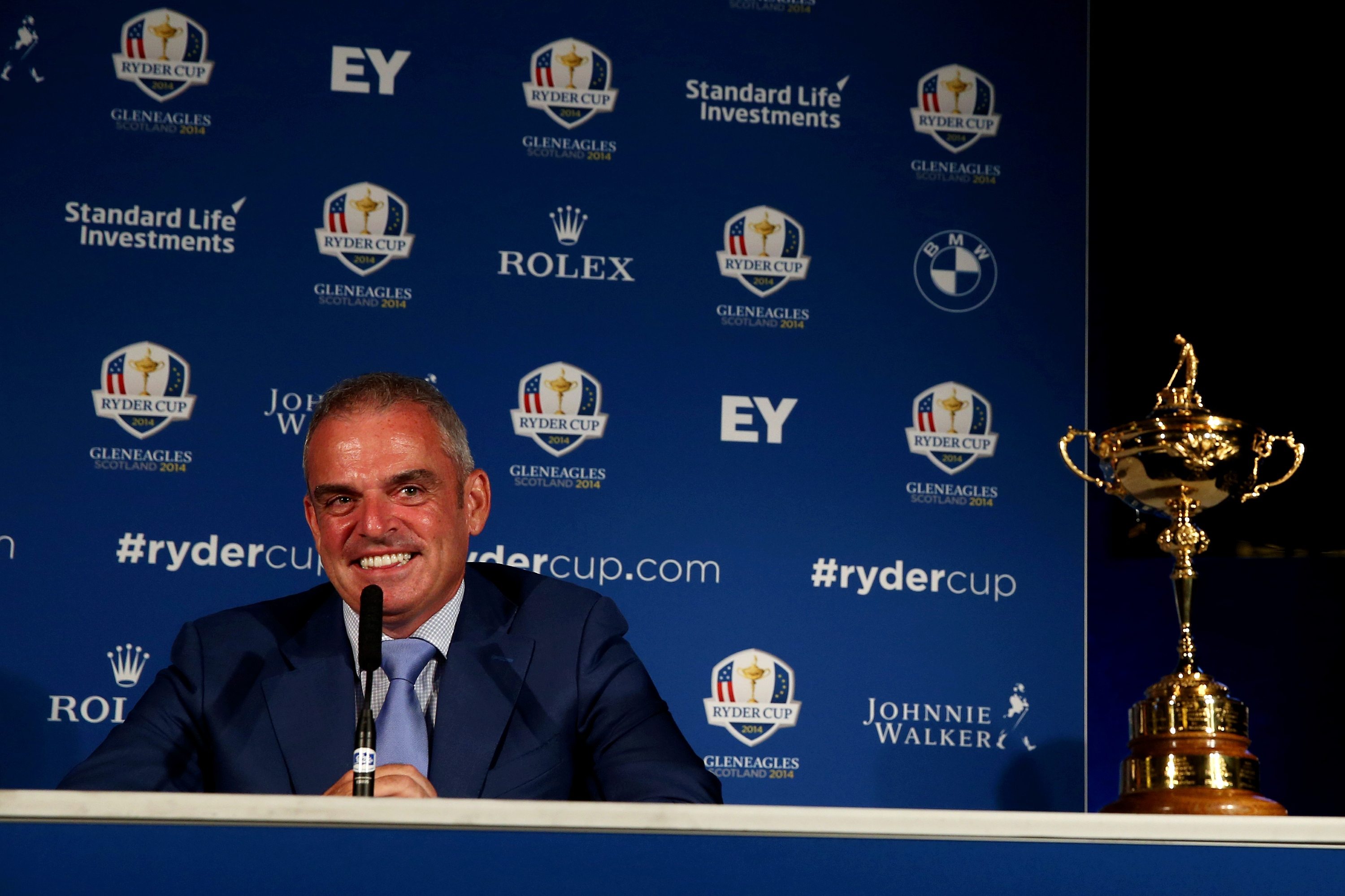 Europe Ryder Cup Press Conference