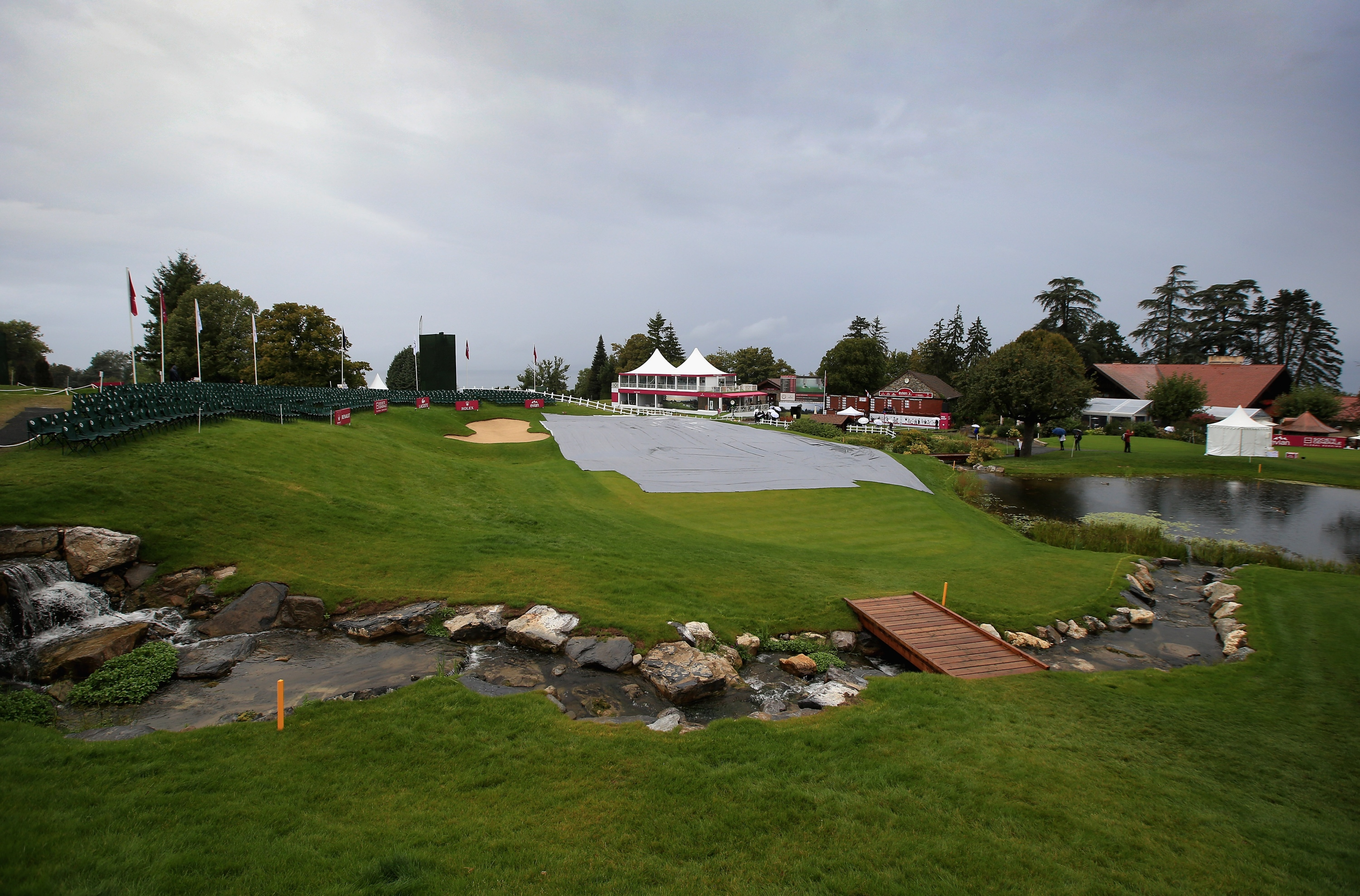 The Evian Championship - Day Four