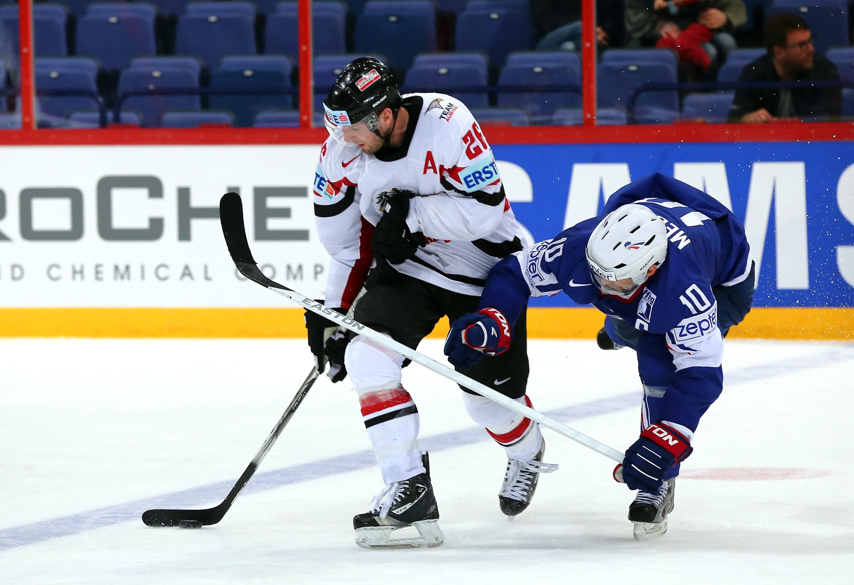 France v Austria - 2013 IIHF Ice Hockey World Championship